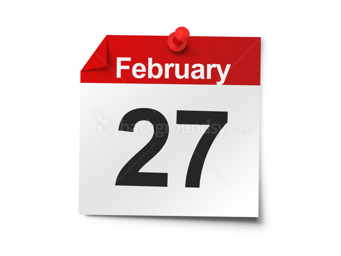 Daily calendar template (PSD) | Backgroundsy.com